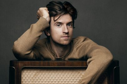 Greg James by Matt Crockett