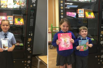 Well-read pupils launch 100 books scheme