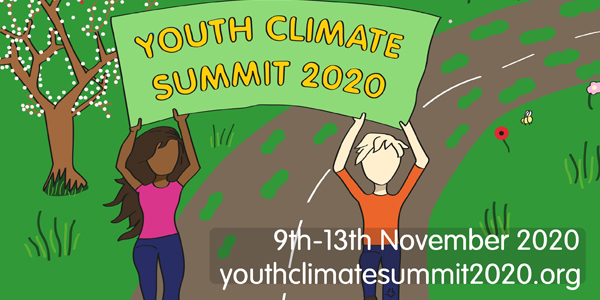 Pupils urged to help transform our world on 9-13 November