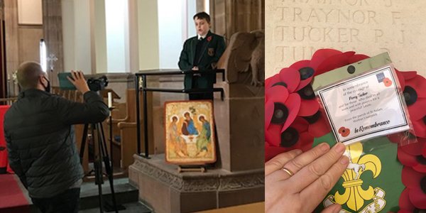 A moving film for Remembrance Sunday
