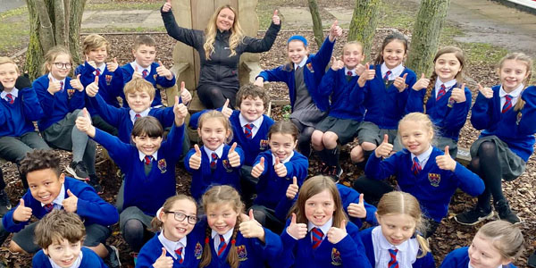 Young Formby filmmakers plead for our planets future