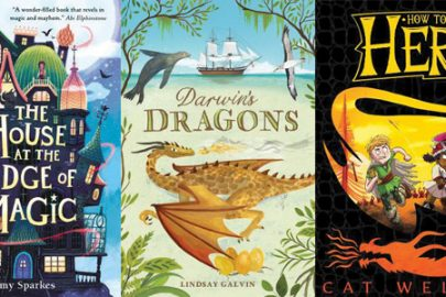 Books Review - 9-12 Years Fiction