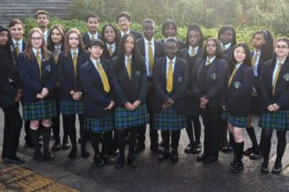 The Academy of St Francis of Assisi (ASFA) has appointed a new Student Leadership Team