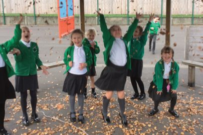 Liverpool primary school puts pupil wellbeing first
