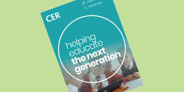 CER Education are supporting the next generation of trainee teachers!