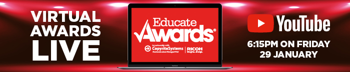 Educate Awards Web Banner 700x145