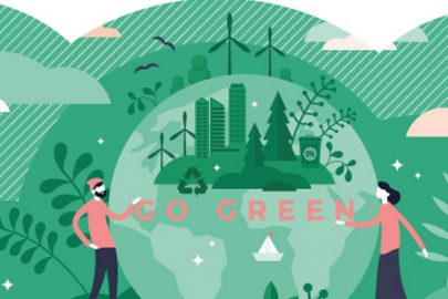 Careers explored – Green is the colour