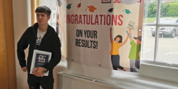 Liam thrives at Progress Schools thanks to exceptional support system