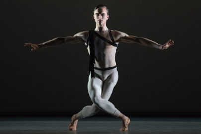 Matthew Ball – A principal ballet dancer with the Royal Ballet