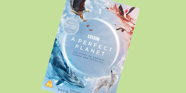 A Perfect Planet (DVD)