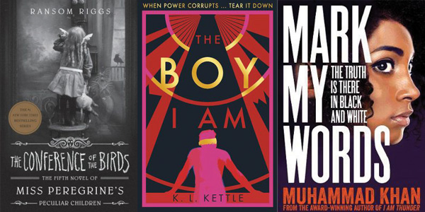 Book Review – Teenage Fiction.