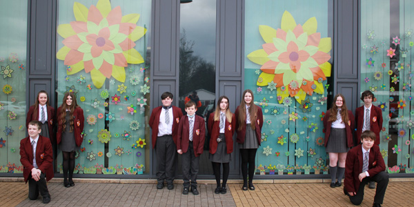 Rainford High commemorates National Day of Reflection