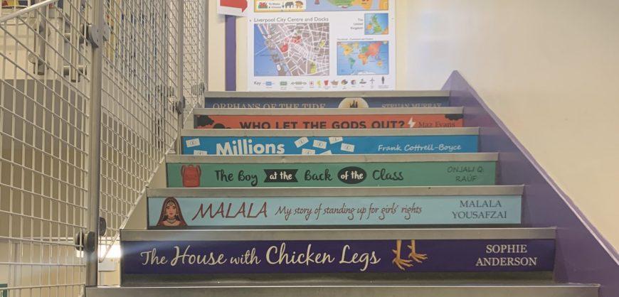 Springwell Park Primary School inspires reading amongst pupils
