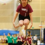 This Park Brow pupil heads skyward