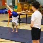 A fantastic cartwheel