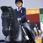 Those interested in a career with horses could try out on a simulator