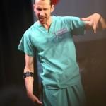 Tom Warrender from Medic Mavericks